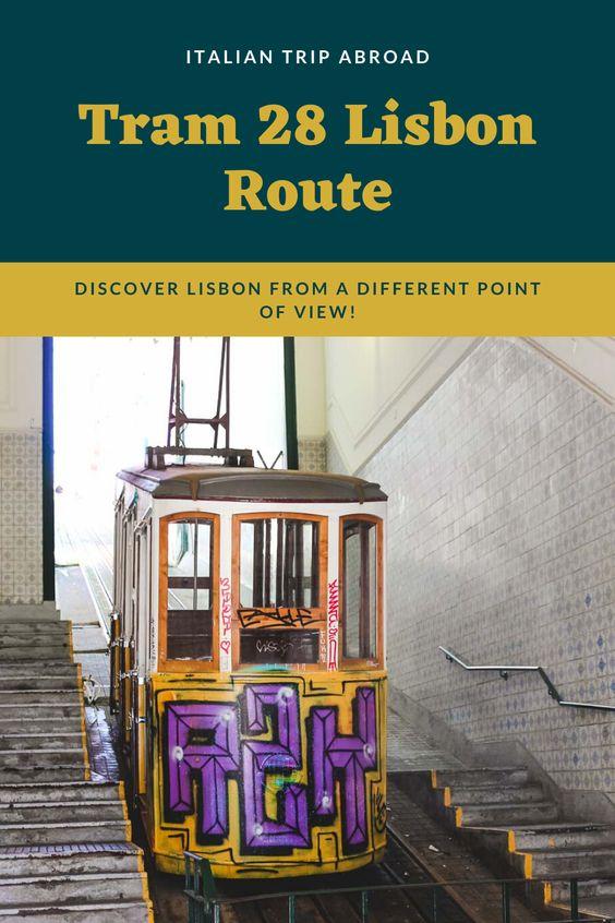 Ultimate Tram 28 Lisbon Itinerary 4