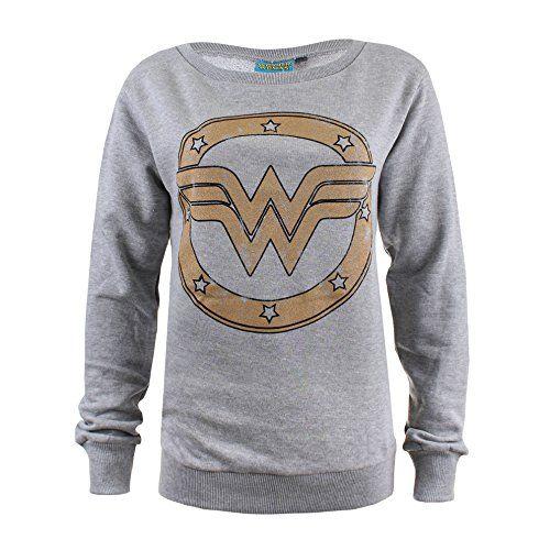 DC Comics Sudadera para Mujer