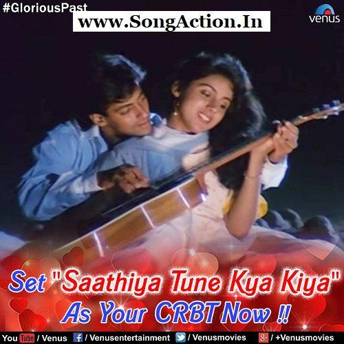 Saathiya Tune Kya Kiya Mp3 Song Download Www Mp3 Song Download Mp3 Song Songs