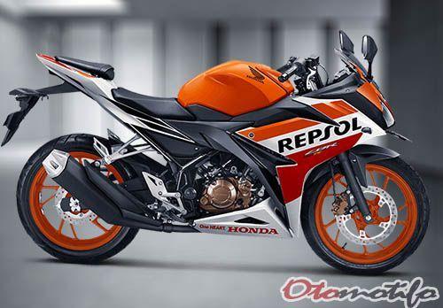 Fitur Honda CBR150R Terbaru