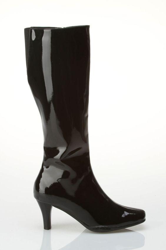 {Laura 2 Boot In Black} Santana Canada