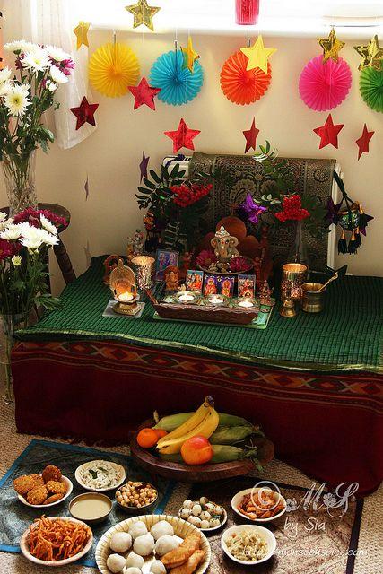 Ganesh Chaturthi Festive Indian Pinterest Home At
