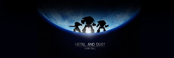 Metal and dust poster
