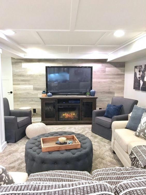 Basic Steps Of Basement Remodeling Basement Living Rooms Cozy