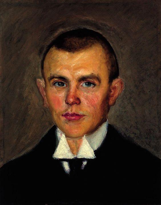 Richard Gerstl, Waldemar Unger II, 1902-1903