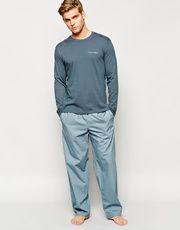 Calvin Klein Pyjamas In A Bag