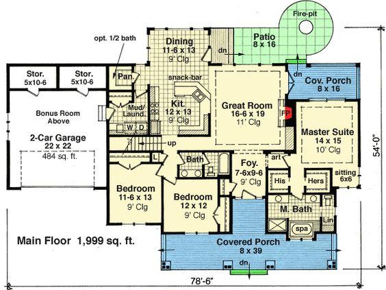 Storage Spaces Bonus Rooms And Craftsman On Pinterest