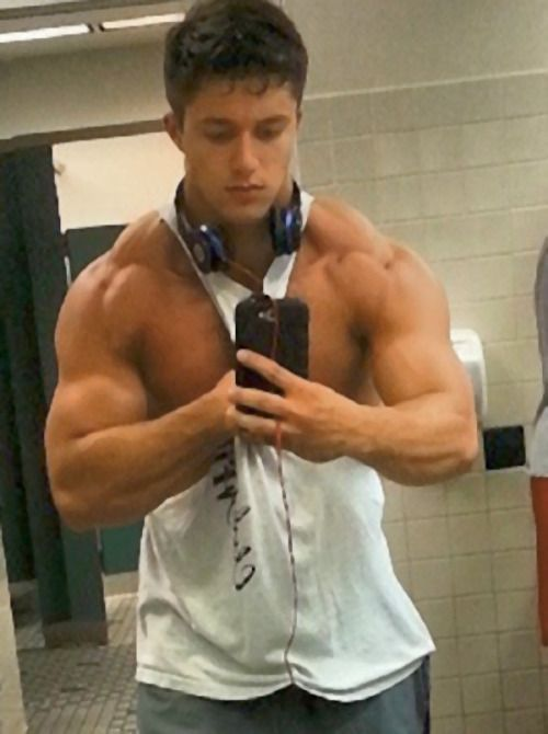 Teen Male Muscle 23