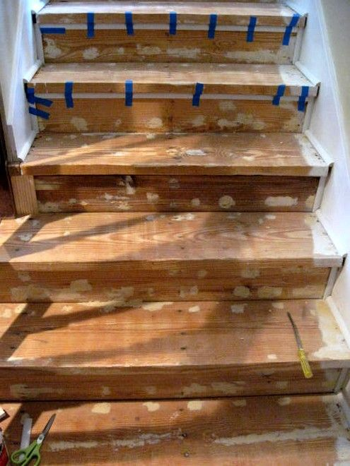 Best The Down D*Rty On The Stair Project Pinterest The 400 x 300
