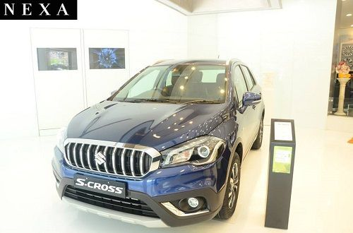 Anand Motor Agencies Ltd Nexa Hazratganj Lucknow Car Showroom Is A