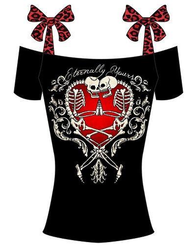 http://www.jackdawlanding.com/Eternal-Annabel-Red-Leopard-Bow-Tee_p_400.html