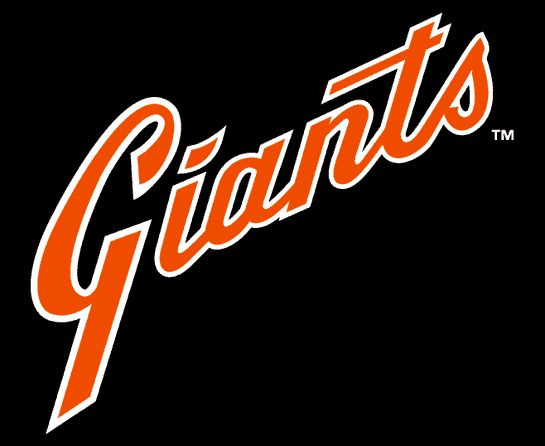 san francisco giants wordmark logo 1978 alternate giants rh pinterest cl  san francisco giants logo font free