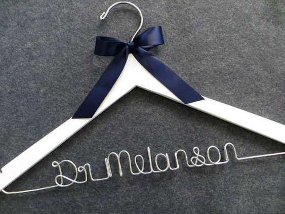 Doctor Hanger, Personalized Doctor Hanger, Doctor Graduation Gift, White Coat…