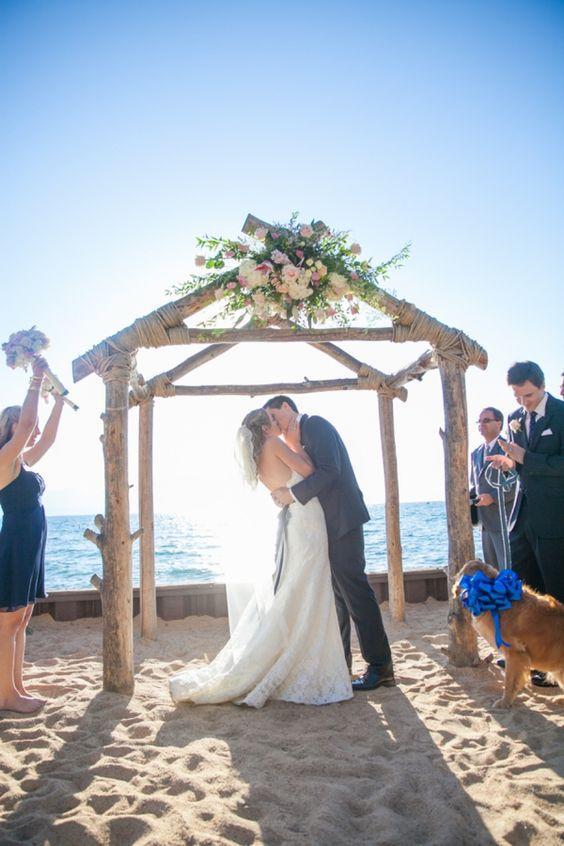 real wedding   Kevin   Loni
