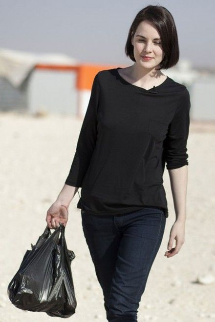 Michelle Dockery Street Style, casual | Things to Wear ...