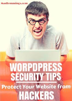 Wordpress Security Tips: Protect Your Site from Hackers #wordpress #security