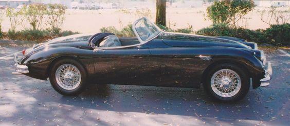 Jaguar XK 150S Roadster