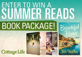 Enter to win a summer reads book package!