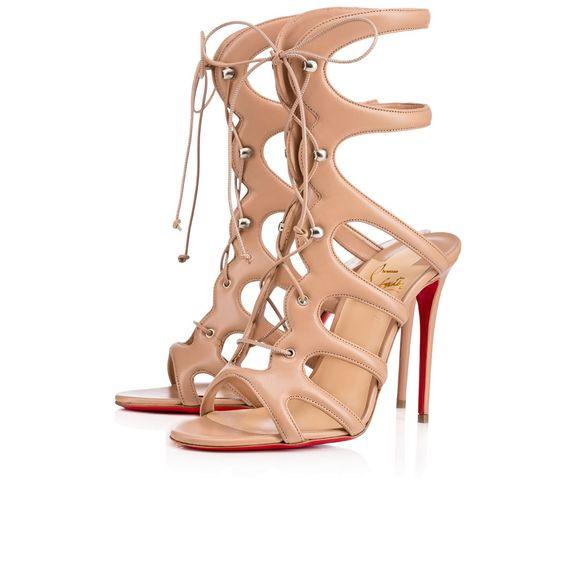 christian louboutin studded sneakers - Amazoulo 100 Electric Suede - Women Shoes - Christian Louboutin ...