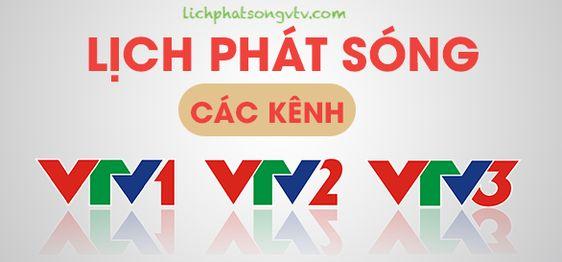 lich phat song vtv