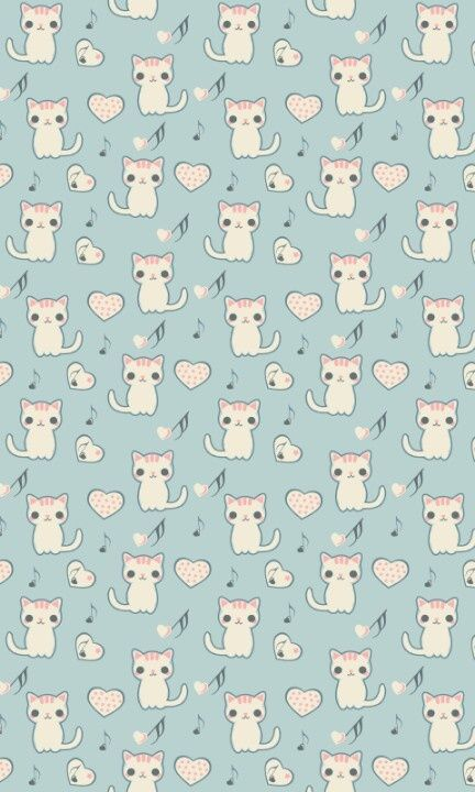 the gallery for gt cat pattern wallpaper tumblr