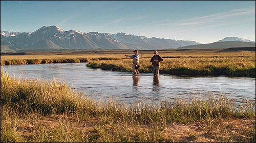 Fly fishing fishing and california on pinterest for Bishop ca fishing