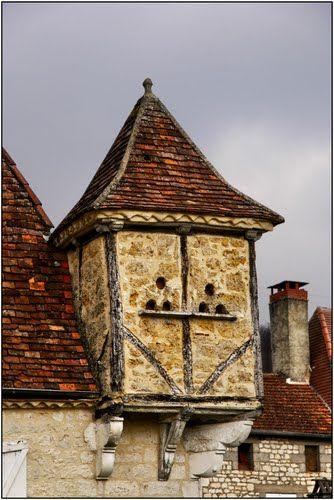 Pigeonnier - Dordogne dept. - Aquitaine région, France- Photo by Michel Chanaud - Panoramio