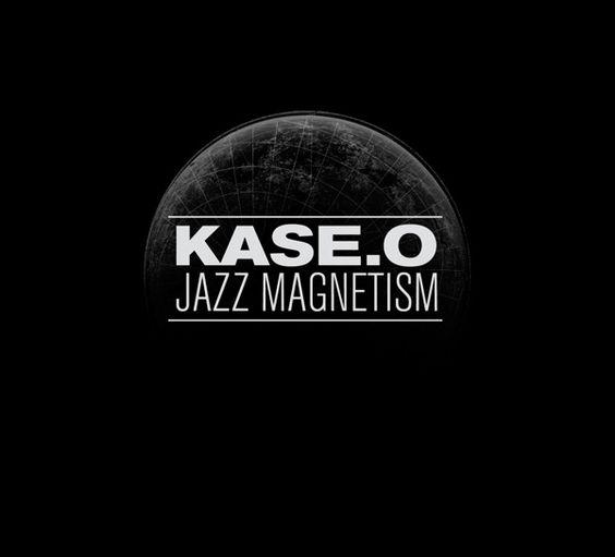 Portada Kase.o Jazz Magnetism