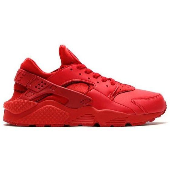 Huaraches Nike Rot