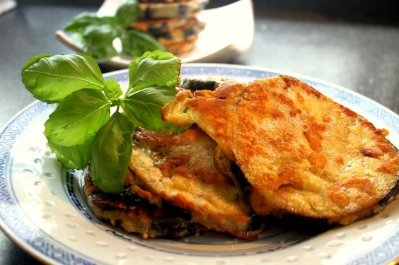 Fried Eggplants scroll down page for English