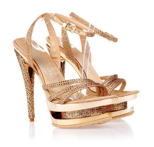 Popular Top 10 Most Expensive Women Shoe Brands 2017 - HijabiWorld