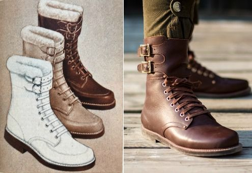Rain and snow boots, Mens winter boots