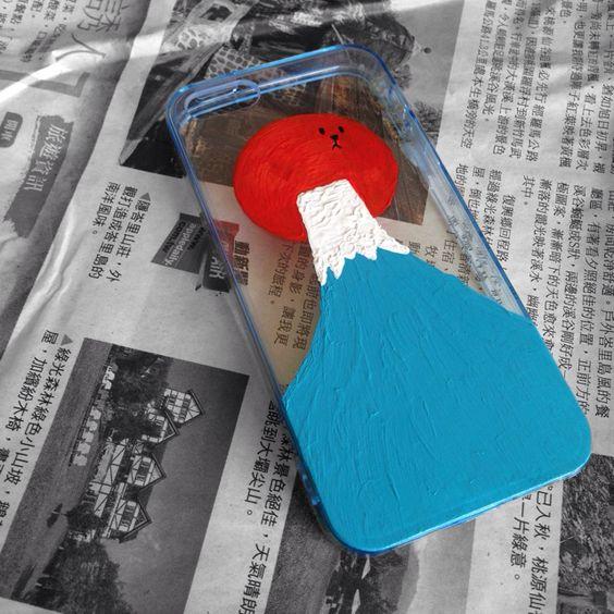ふじさん (iPhone5)