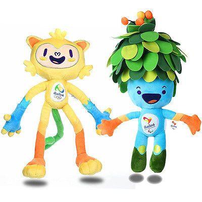 RIO 2016 Brazil's Olympic Games Mascots Plush Toys Vinicius Cat And Tom with FREE shipping!!  #cat #cats #shop #shoponline #kitten #kitty #pet #pets #animal #catshop #ilovemycat #neko #catoftheday #lovecats #furry #catshop #lovekittens #adorable #catlover #nekocatlovers