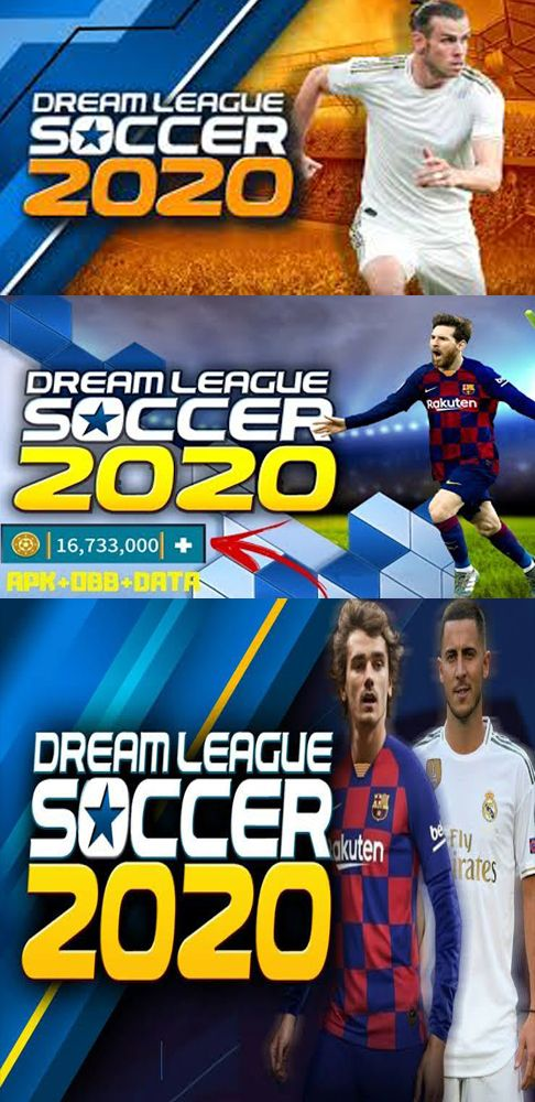 Dream League Soccer 2020 Dls 20 Android Offline Online 300mb Best Graphics Loading Hub League Soccer Game Download Free