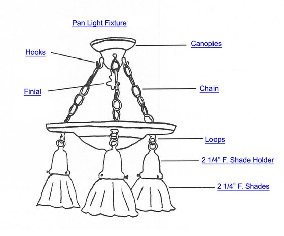 lamps  light fixture parts and lighting on pinterest