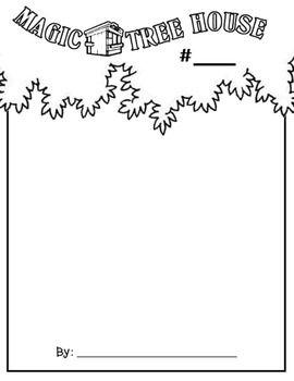 Magic Tree House Cover Illustration Activity -- FREEBIE ...