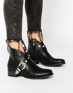 Perfect Ankle Booties