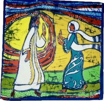 """""""Mary ... Rabboni"""" ... John 20:16"""