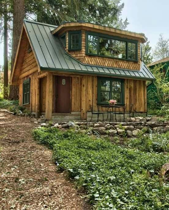 Pin By Francisco Melgarejo Rodriguez On Rustic Cabins In 2020 Tiny House Plans Tiny House Cabin Small House