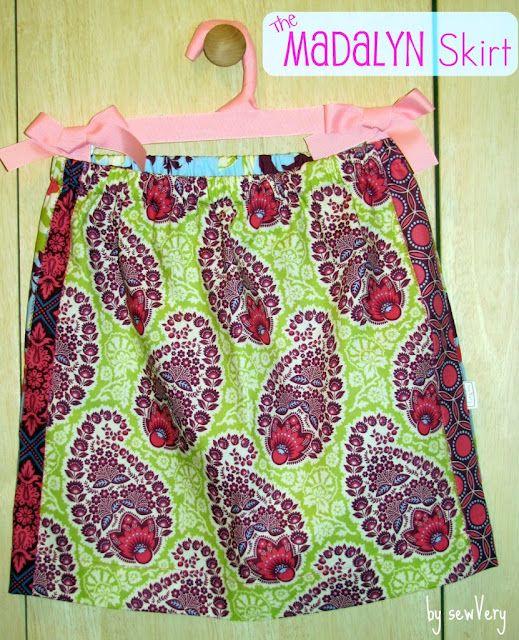 The Madalyn Skirt