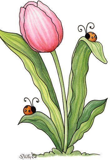Gambar Flora Yang Mudah Digambar : gambar, flora, mudah, digambar, Gambar, Flora, Fauna, Mudah, Digambar, Pemula, Dizeen, Fauna,, Flora,
