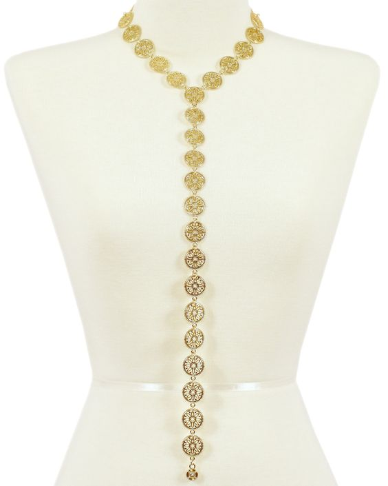 Spotted this Sparkling Sage 14K Plated Choker Necklace on Rue La La. Shop (quickly!).