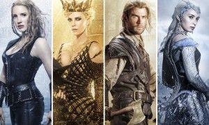 Tercer tráiler cargado de acción de 'Las crónicas de Blancanieves – El cazador y la reina del hielo'