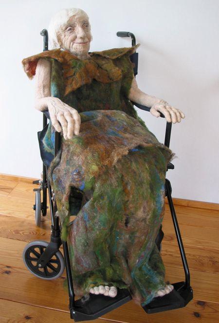 Grootje | Textielkunstenaar:
