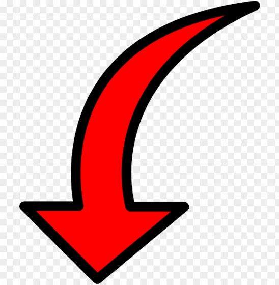 Png Arrow Transparent Background Red Arrow Clip Art