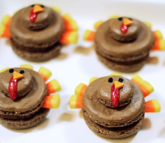 Turkey Macarons