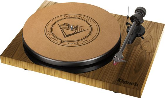 Pro-Ject X Klipsch Heritage Debut Carbon DC Platine vinyle hi-fi - Platines Vinyles/Platines Vinyles HIFI - CinAudio