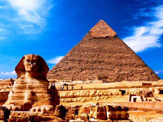 Great Pyramids - Egypt
