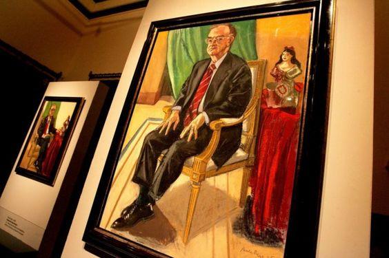 PJ apreendeu quadros de Paula Rego ao director do Museu da Presidência - PÚBLICO